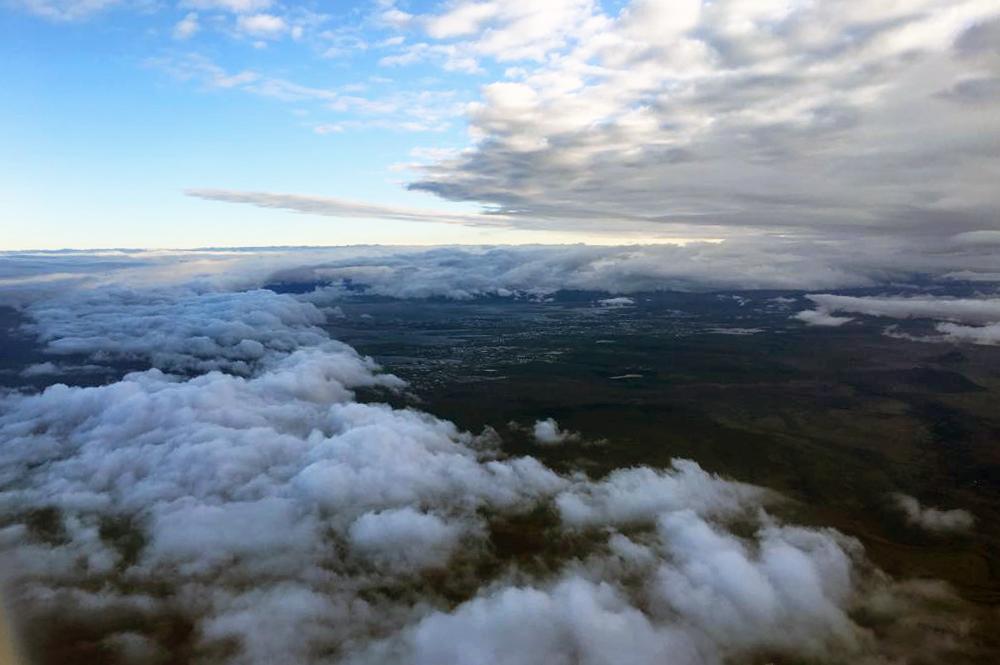 Zero Waste auf Reisen Wolken
