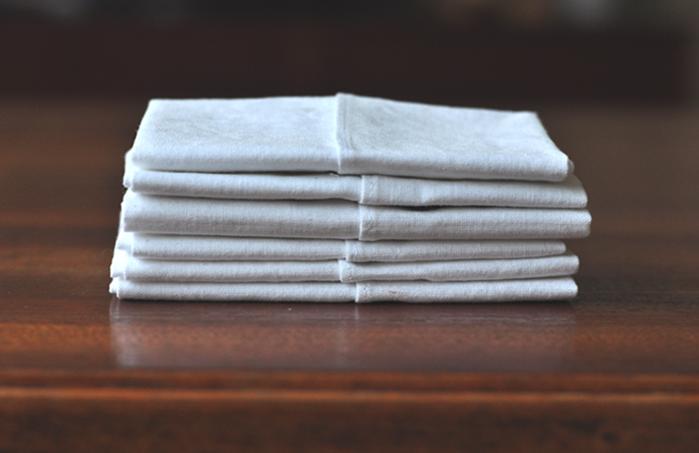 Taschentücher aus Stoff