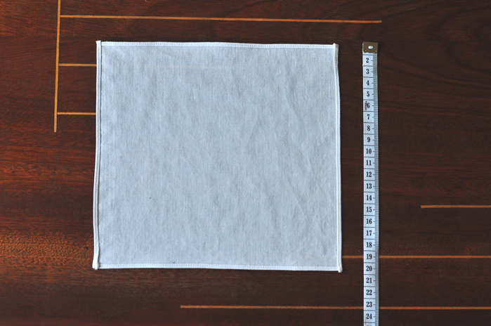 Taschentücher nach Wunschmaß